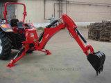 Трактор фермы Bk Backhoe одобренное Ce артикулированное