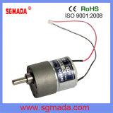Motor cuadrado eléctrico de la C.C. con RoHS