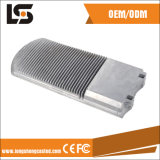 Cubierta de la luz de calle de la iluminación de la fundición de aluminio de la fabricación del OEM del surtidor de China LED