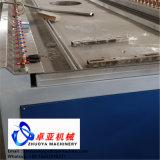 Machine en plastique en bois en plastique en bois d'extrusion de la chaîne de production de panneau de mur de PVC/PVC