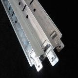 Het hete Ondergedompelde Net van het Plafond T van het Frame van het Staal Glavanized (T24, T15mm)
