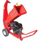 庭作業のための13HP Loncinエンジンの木製の快活なシュレッダーの快活な粉砕機