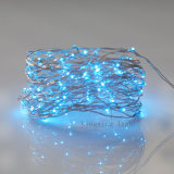 2 Meter S Lengte koperdraad LED Holiday Twinkle String Lights