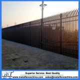 Hoch-Sicherheit Stahlpalisade-Zaun, Palisade, der für höhere Voraussetzung-Sicherheit ficht