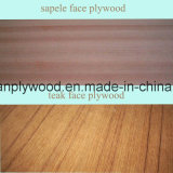 Madera contrachapada china de la suposición del fabricante con alta calidad