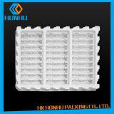 Soem-Entwurfs-Plastikverpackungs-Tellersegment Belüftung-Kasten