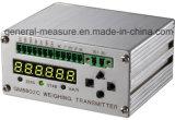 Wiegen von Transmitter Indicator (GM8802C-A) Mounted durch DIN Rail