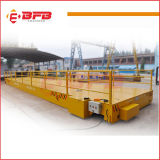 Trole psto barra de transferência no trilho para a transferência da carga pesada