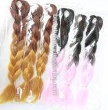 Marleyのブレードの毛のXpressionの組みひもの毛(BHF053)