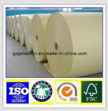 Papier excentré de Woodfree de papier d'impression offset de qualité