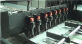 학생 일기 연습장 노트북 Flexo를 시트를 까는 서류상 지배하는 기계 권선 인쇄 및 철사에 의하여 바느질되는 생산 라인