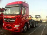 판매를 위한 새로운 Beiben V3 6X4 10 바퀴 트랙터 헤드 트럭