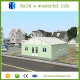 Casas baratas pequenas do Prefab de China WPC da qualidade superior