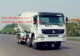Sinotruk 16cbm 시멘트 믹서 트럭