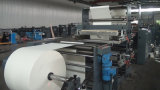 Hochgeschwindigkeitsweb Flexo Drucken und Kälte, die verbindlichen Tagebuch-Kursteilnehmer-Notizbuch-Übungs-Buch-Produktionszweig klebt