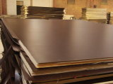 A película do núcleo da folhosa/vidoeiro enfrentou a madeira compensada para Shuttering (HBH001)
