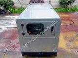 générateur 37.5kVA diesel silencieux superbe avec l'engine 4tnv98 de Yanmar pour l'usage de film publicitaire et de maison