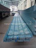 A telhadura ondulada da cor da fibra de vidro do painel de FRP/vidro de fibra apainela 172004