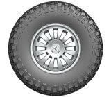 Neumático/neumático radiales fuertes de Comforser con condiciones del fango y de la nieve