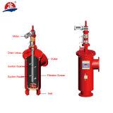 Wasser-Filtration-Geräten-Bewegungslaufwerk-Absaugung-Düsen-Typ Selbstreinigungs-Filter