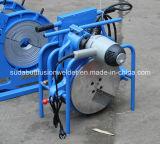 Machine en plastique de soudure par fusion de pipe de fabrication habile
