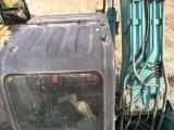 Escavatore utilizzato molto buon Kobelco Sk210-8 del cingolo di condizione di lavoro (fatto in 2011)