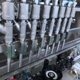 Edelstahl-Siemens PLC-automatischer Stau-Plastikflaschen-Einfüllstutzen-Pflanze