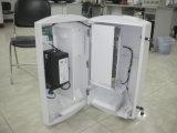 Wandmontage Zahnbürste, Beutel verpackt, Tests, Kondomautomat