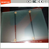 gravure à l'eau forte acide d'empreinte digitale du Silkscreen Print/No de 4-19mm/glace Tempered givré/de configuration sûreté pour l'écran de douche, la salle de bains, frontière de sécurité avec SGCC, le ce, OIN délivrent un certificat