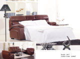 Brown-Farbe 3seater Sofabed