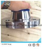 L'acier inoxydable de la norme ANSI B16.5 F316L a modifié la bride