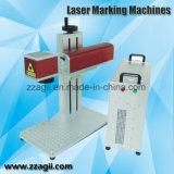 가죽 플라스틱을%s 기계를 인쇄하는 10W 30W 60W 이산화탄소 Laser 표하기 조각