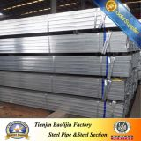 Precisie Mej. Galvanized Pre-Galvanized Square Tube