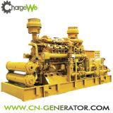 Wechselstrom 3 Phasen-Elektromotor-Natur-Gasmotor, der Set festlegt