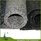 High-density kein Gummi-Fußboden des Geruch-6mm in der Rolle