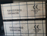 1250*2500*21mm Film Faced Plywood voor Construction met Ce Certificate