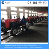 China Famoso Marca Agrícola Granja Diesel Mini / Agricultura / Jardín / Tractor Compacto 40HP 4WD