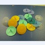 Druck-Entlastungs-Elastomer-medizinisches Gummisilikon-Pilz-Ventil