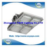 Yayeのセリウム及びRoHS Approval Meanwell Driver及びクリー語LED Chips (Warranty 3/5yearsの12W-320W) 120W LED Street Light