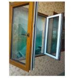 Окно 70 серий алюминиевое составное деревянное