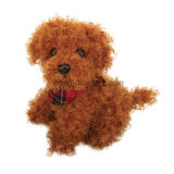 Cute Fluffy Plush Dog Stuffed Toy Animal Plush Supplier