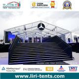 Grande tenda trasparente della tenda foranea di cerimonia nuziale per tutti gli eventi