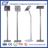 CHAUD : Étalage flexible Stand-TS-003F d'iPad de garantie d'étage