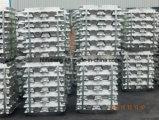 中国の工場からのアルミニウムインゴット99.9%