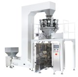 Macchina per l'imballaggio delle merci di forma/riempimento/saldatura verticale con il sistema di pesatura intelligente