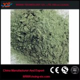 Polvo del material refractario del carburo de silicio de Rbsic