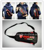 Saco de competência impermeável da caixa do ombro da motocicleta de Ducati único