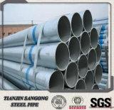 Tubo de acero galvanizado 8.5 pulgadas