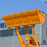 Cinese caricatore della rotella da 1.5 tonnellate, piccolo Payloader, caricatore del manzo di pattino