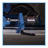 Máquinas de soldadura dobro sem emenda do indicador do PVC da cabeça, máquina de soldadura do indicador de UPVC